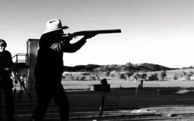 'Blasting for Charity' Clay Target Shoot